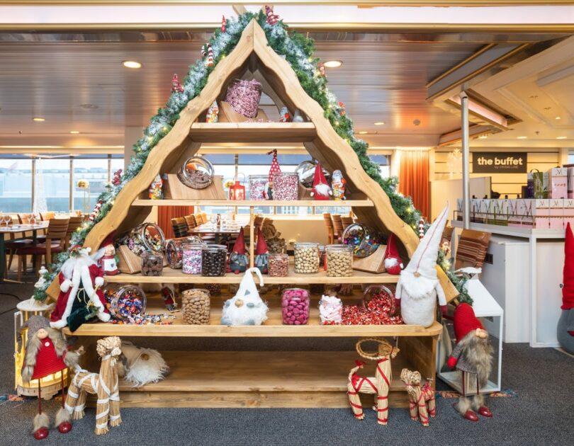 Külluslikud jõulud Viking Line´i laevadel