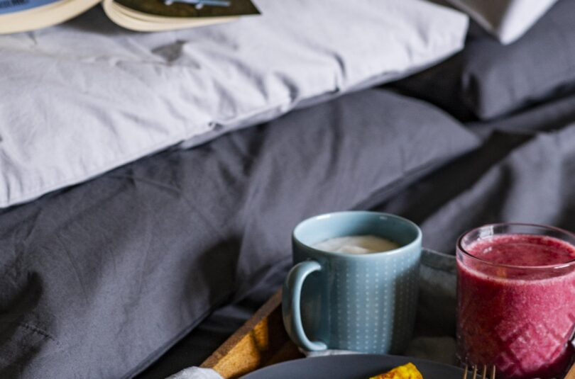 Hommikusöök voodis ehk miks vahel ei tahakski voodist tõusta